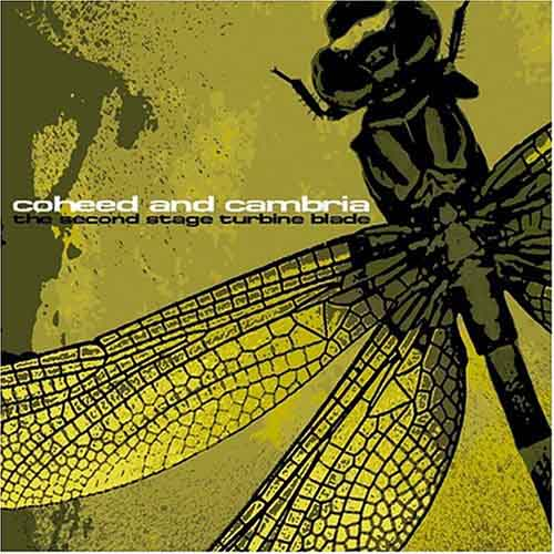 Coheed And Cambria - The Second Stage Turbine Blade(reissue)