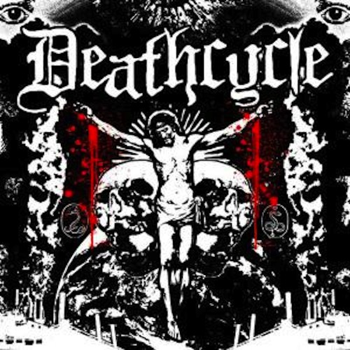 Deathcycle - Self titled LP