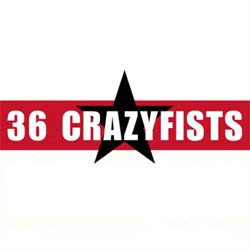 Band page for 36 CRAZYFISTS