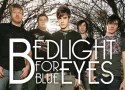 Band page for BEDlight for BlueEYES