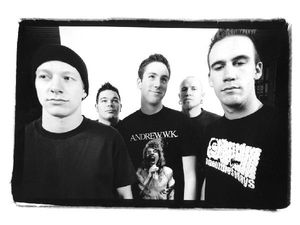 Band page for Comeback Kid