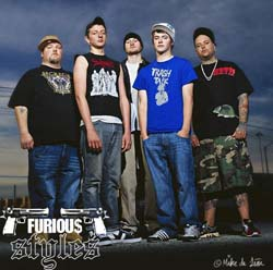 Band page for Furious styles