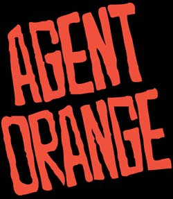 Band page for Agent Orange