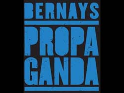 Band page for Bernays Propaganda
