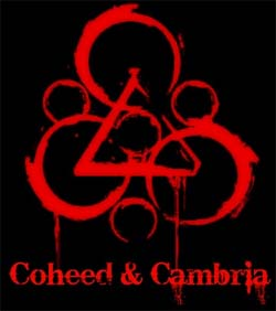 Band page for Coheed And Cambria