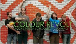Colour Revolt