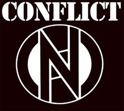 Band page for CONFLICT