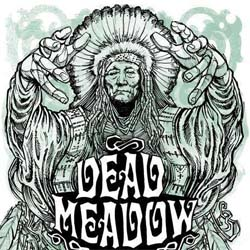 Band page for Dead Meadow