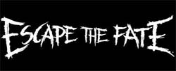 Band page for Escape the fate