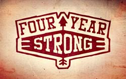 Band page for Four Year strong