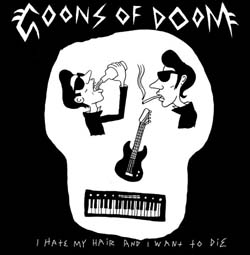 Band page for Goons of Doom