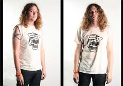 Band page for Jay Reatard