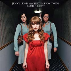 Band page for Jenny Lewis with The Watson Twins