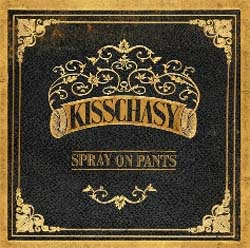 Band page for Kisschasy