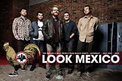 Band page for Look Mexico