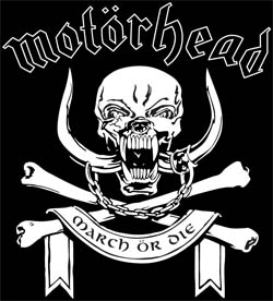 Band page for Motorhead