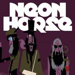 Band page for Neon Horse