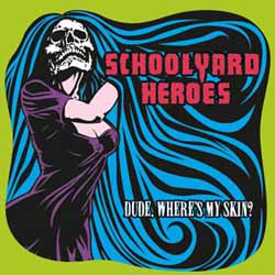 band page for Schoolyard Heroes