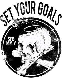Band page for Set Your Goals