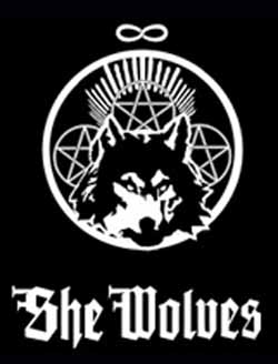 band page for She Wolves