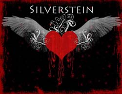 Band page for Silverstein