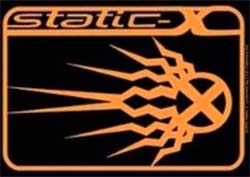 Band page for STATIC-X