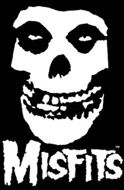 Band page for Misfits