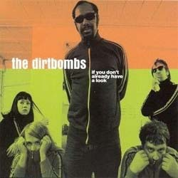 Band page for The Dirtbombs