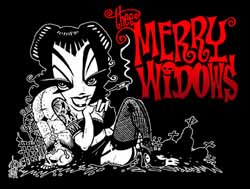 Band page for Thee Merry Widows