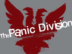 Band page for The Panic Division
