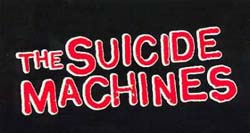 Band page for Suicide Machines