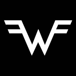 Band page for Weezer