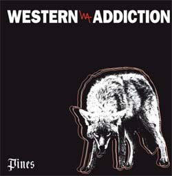 Band page for Western Addiction