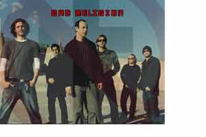 Interview with Bad Religion