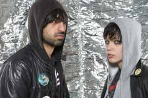 Interview with Crystal Castles