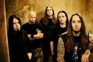 Interview with DevilDriver