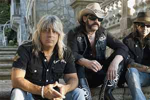 Interview with Motorhead