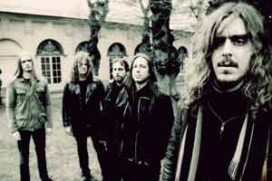 Interview with OPETH