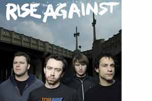 Interview with Rise Against
