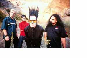 Interview with STATIC-X