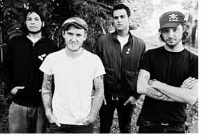 Interview with The Gaslight Anthem
