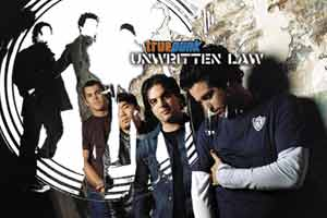 Interview with Unwritten Law